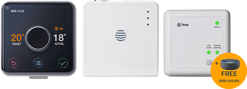 the active hive heating thermostat
